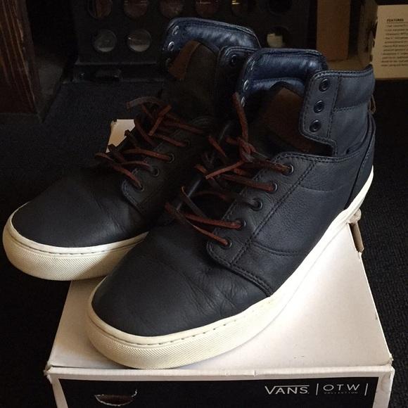 b6771da050a113 Vans OTW Alomar Blue Nights Shoes Size 10.5. M 5a66a85e9d20f051328ae865